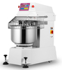 Wholesale price bakery used double speed spiral flour mixer for dough ZBM75