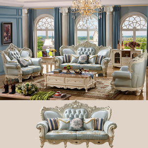 107 Living Room Furniture Sofa Set