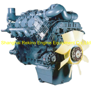 Deutz BF6M1015C diesel engine motor 214-300KW for heavy truck