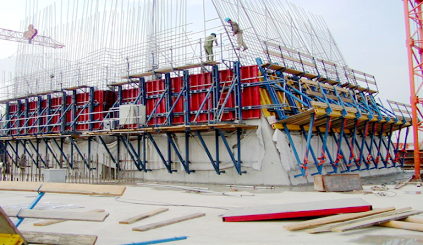 NGM_Dam Formwork_Mass concrete_e