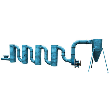 Hot Airflow Type Dryer
