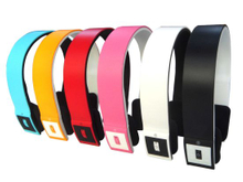 Bluetooth Headset Colorful, Suitable for Girl Use (TM-007)
