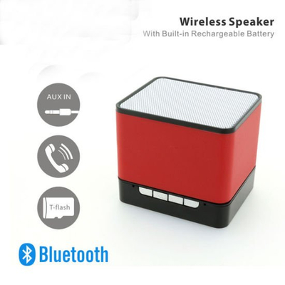 Wireless Speaker Bluetooth Technology Style No. Spb-007