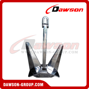 Aço inoxidável 316 N-Pool Boat Anchor / SS 316 Marine Ship Anchor