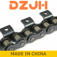 Roller Chains With K1 Attachment plates