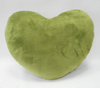 Plush Soft Stuffed Valentine Day Green Heart Pillow Cushion Gift