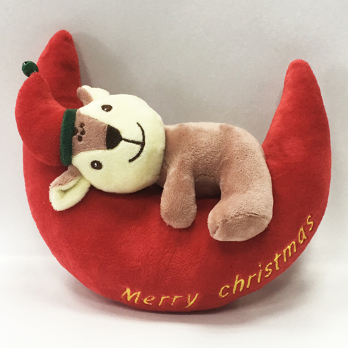 Decorative Moon Star Lovely Little Soft Plush Deer Toy
