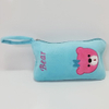 Cute Soft Plush Animal Shaped Pencil Case for Kids