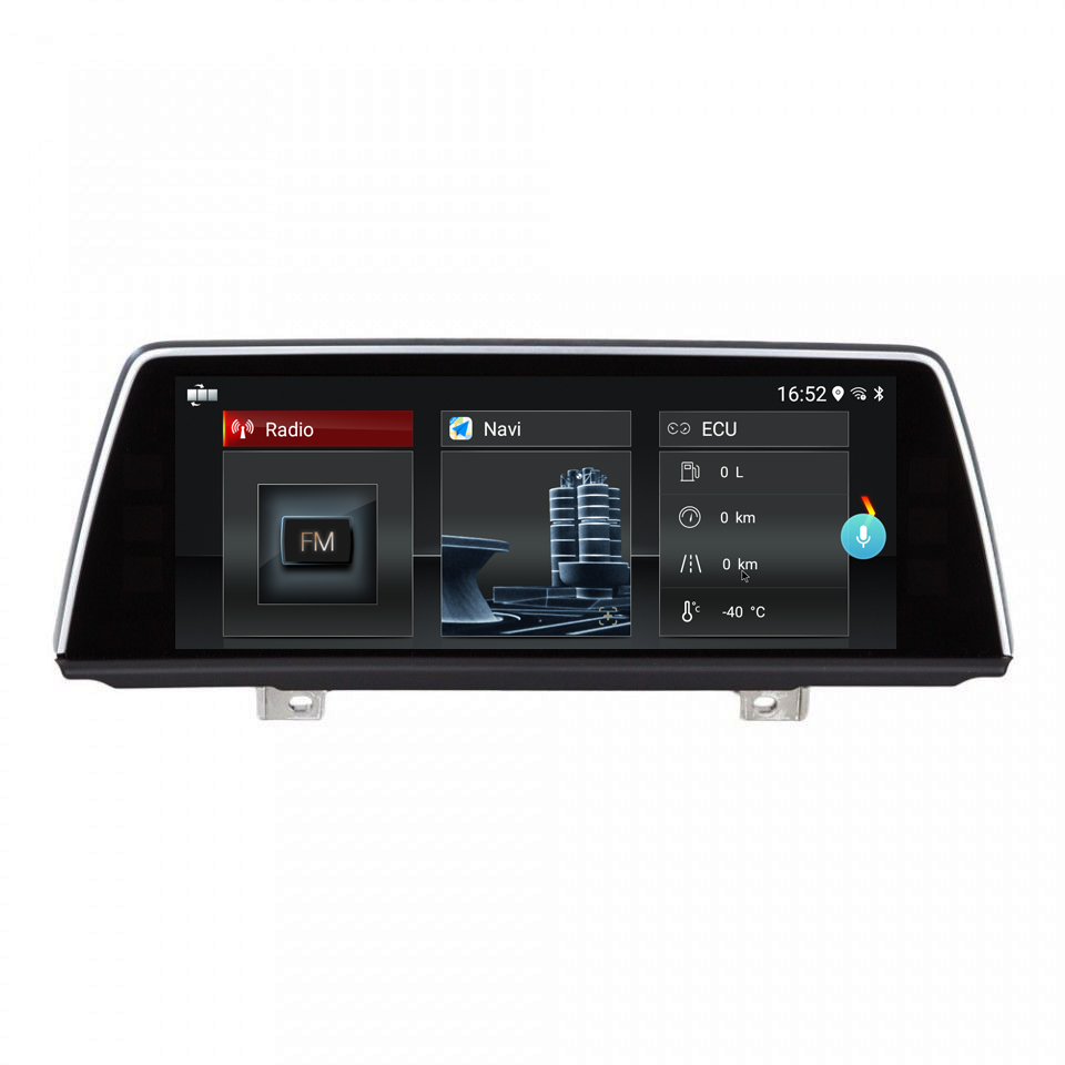 "10.25"" Android 8.0 Bmw 7er EVO Navigation GPS Rear View Camera DAB,OBD AUX USB"