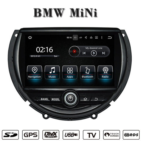 Android 5.1 CAR DVD GPS For Mini 2015 Car Audio Navigatior