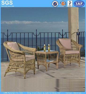Holiday Village Leisure Furniture Balcony PE Rattan Chair