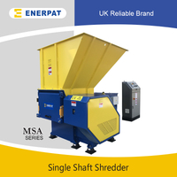 Single Shaft Shredder(MSA-F) (0.3-5.0T/H)