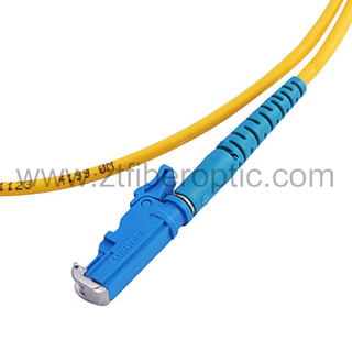 Singlemode Simplex E2000 Optical Fiber Patch Cable