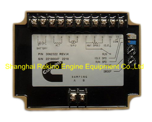 Cummins EFC speed controller 3062322