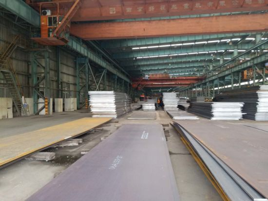 High Strength Steel Plate for Containers, Vehicles, Bridges, Buildings, Towers