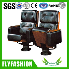 high quality leather comfortable home theater chair(OC-170)