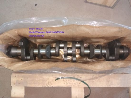 Sdlg Crank Shaft 1227249 for Sdlg Wheel Loader LG936
