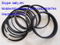 Brand New Piston Ring 05ab601 4110001005088 for Shangchai Engine