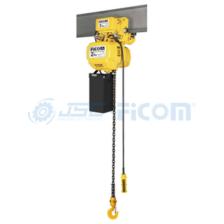 Electric Chain Hoist Model: STD-ST/LT (Capacity : 0.5 to 5Ton,Single Speed)