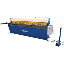 ES Shear Machine