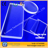 Optical quartz glass JGS1 / JGS2 / JGS3 quartz film High transmittance Transparent / UV glass