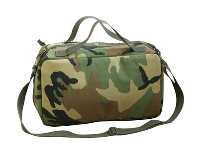 1545 Camo Military Shoulder Bag