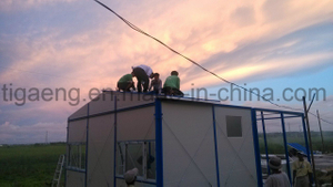Factory Price Temporary Prefabricated/Prebuilt Room/House/Office