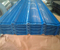 Corrugated Blue/Grey Prepainted Galvanized Steel Sheet/Metal Roof Sheet
