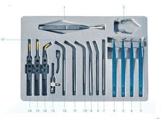 SYX17 China Micro-Surgical Instruments Set for Phaco