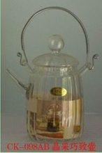 Borosilicate Glass Jar for Blooming Tea