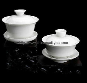 Ceramic Gaiwan(covered bowl)