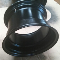 10x15 Jiujiu finishing agricultural steel wheels