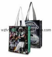 Glossy Lamination Shopping Bag (LYP28)