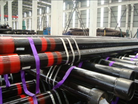 API-5CT Tubing Pipe & Coupling (Oilfield Services)