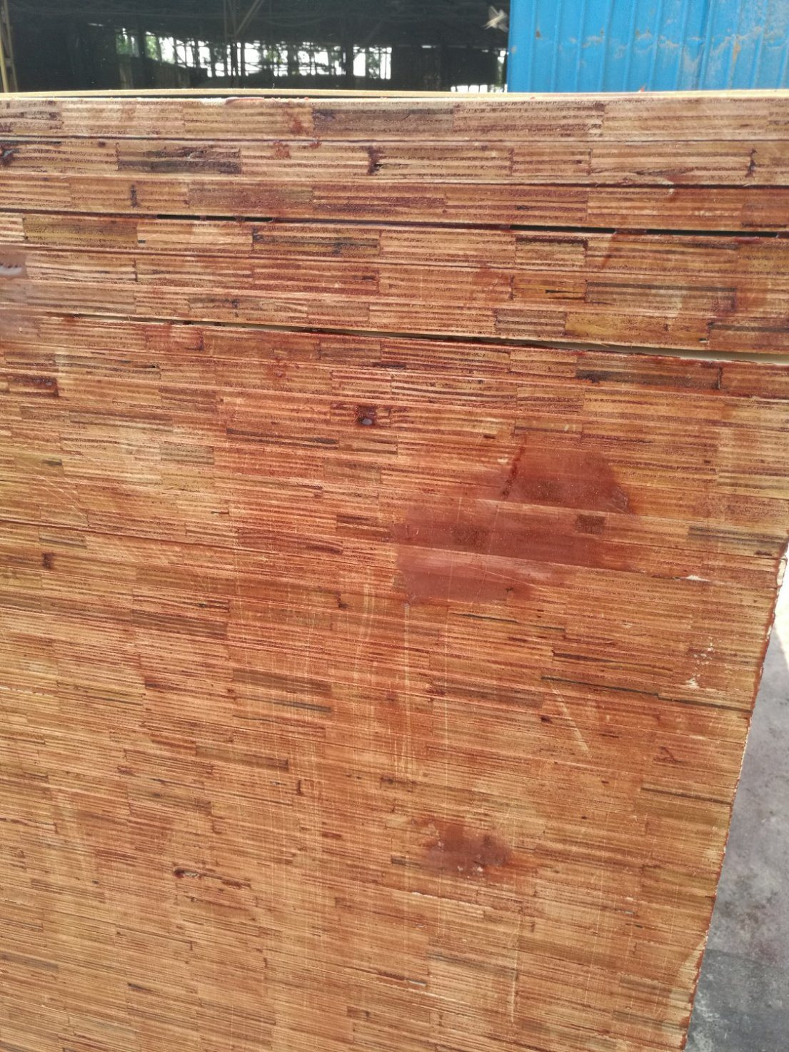 Reusage 5 Times Film Faced Plywood for Shuttering