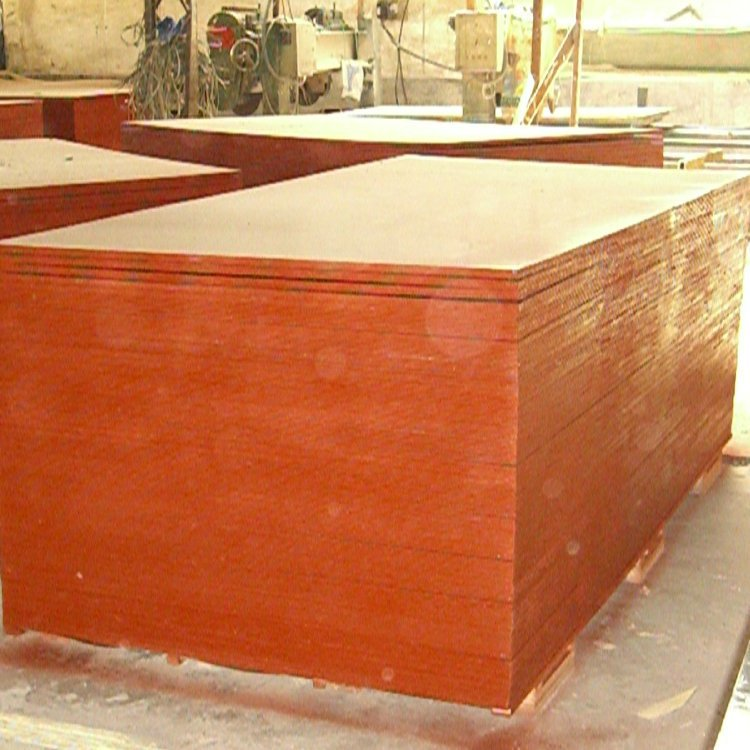 Film Faced Plywood for Construction-Poplar Core WBP Glue