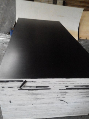 Poplar Core Film Faced Plywood (02)