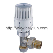 Thermostatic radiator Aluminum pipe valve