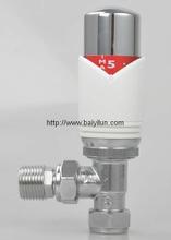 Thermostatic radiator Red Copper valve