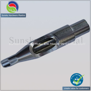 High Quality CNC Machining Shaft Sleeve for Lathe Part (ST13025)