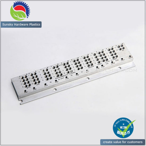 CNC Milled Parts for Audio Sound Equipment (AL12034)
