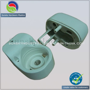 OEM Plastic Injection Moulding Parts for Plastic Mount Enclosure (PL18016)