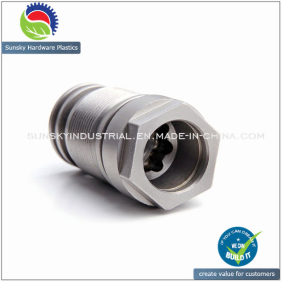 Cheap High Quality Precision CNC Aluminium Part Machining Part (AL12069)