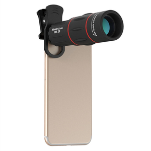 Mobile Phone Lenses 18X Telescope Zoom Smartphone Camera Lens