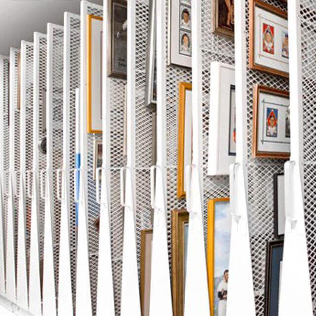 Mobile Art Rack Systems
