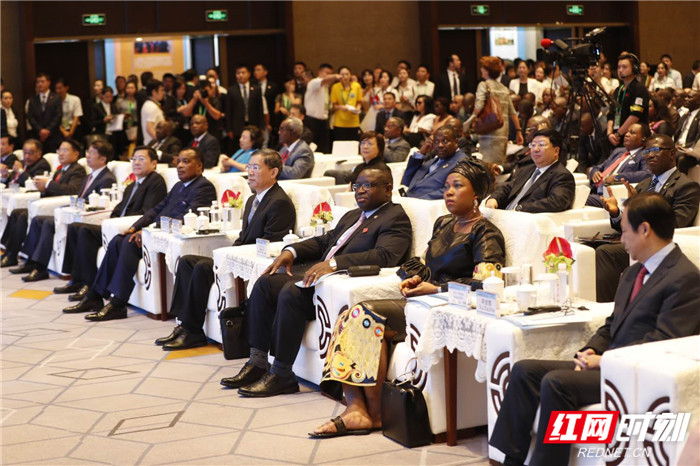 Changsha das 4. Investing in Africa Forum