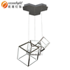 2018 New Product Modern Square Ceiling Light in Oceanlamp OMD8180004-3