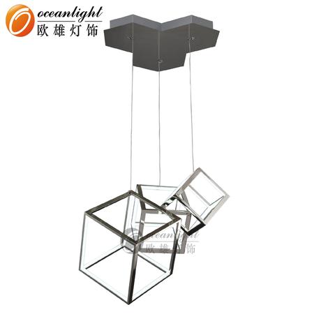 Contemporary Hight Adjustable Chandeliers Lighting Acrylic Droplight OMD8180003-3
