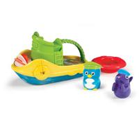 Munchkin ? 满趣健? 动物小拖船洗澡玩具