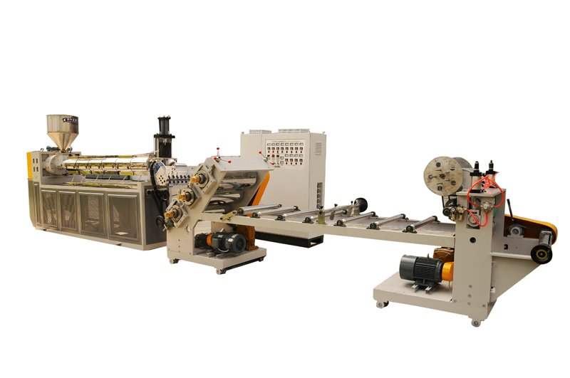 MX-700L Single Layer PP/PS/PE Sheet Extruder